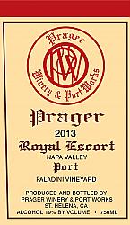 2013 Royal Escort Port (750ml)