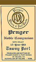 Noble Companion 10 Year Old Tawny Port (750ml)
