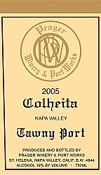 2005 Colheita